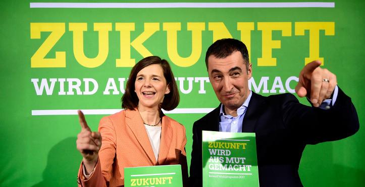 Grünes Wahlprogramm Bundestagswahl 2017