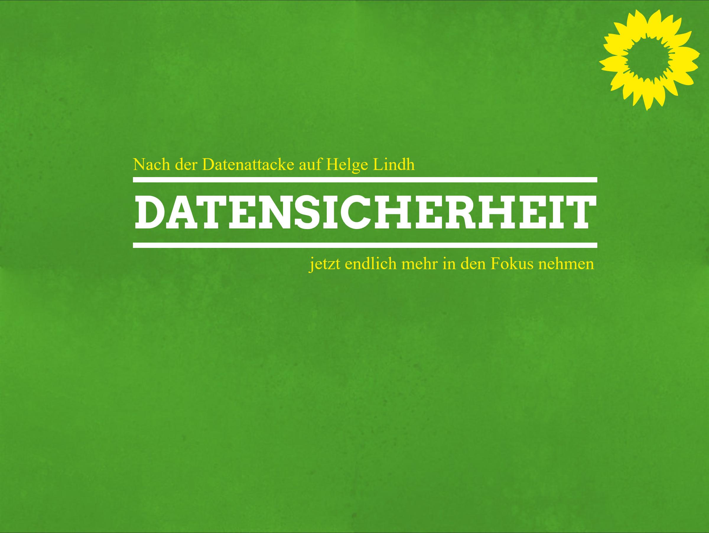 GRÜNER Kreisverband Wuppertal verurteilt Datenattacke auf Helge Lindh