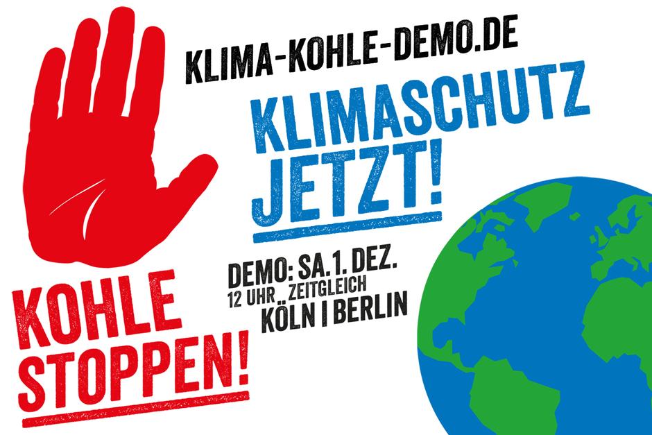 GRÜNE Wuppertal fahren zur Klimademo nach Köln