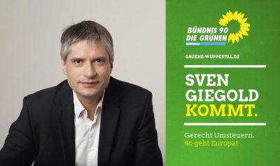 Grüner Salon mit Sven Giegold @ Citykirche Elberfeld