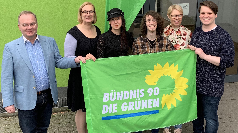 GRÜNE Wuppertal wählen erneut weibliche Doppelspitze