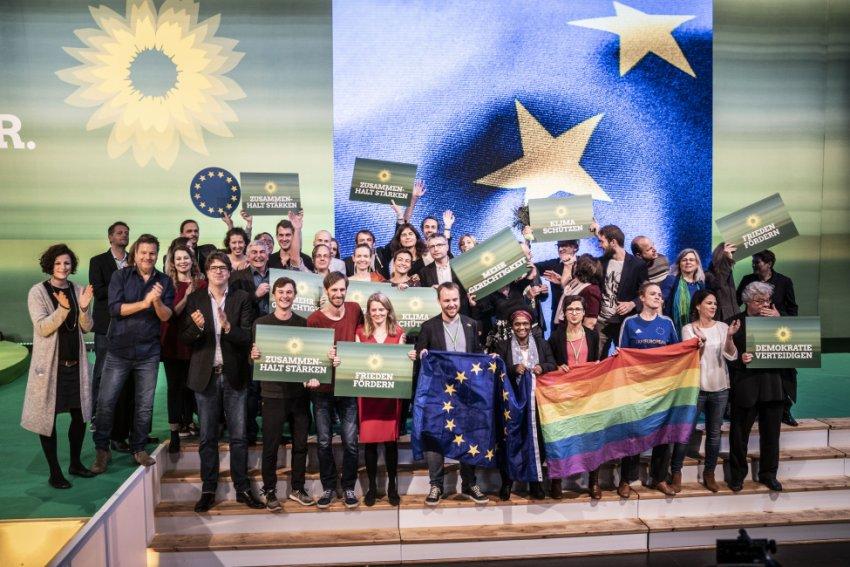 Bei der Europawahl hat Klimaschutz gewonnen!