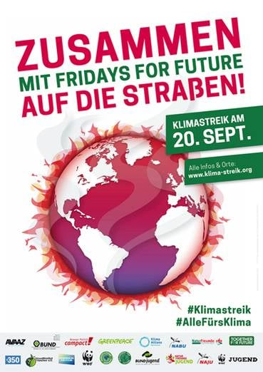 globaler Klimastreik Wuppertal