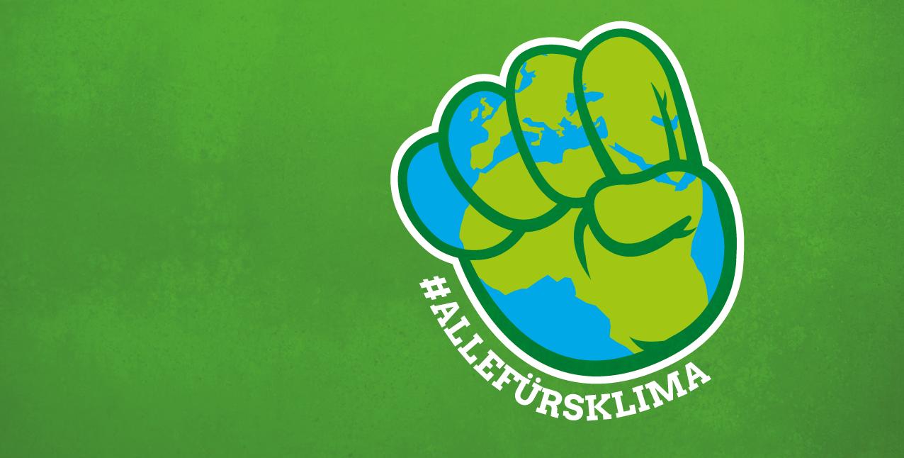 #ALLEFÜRSKLIMA
