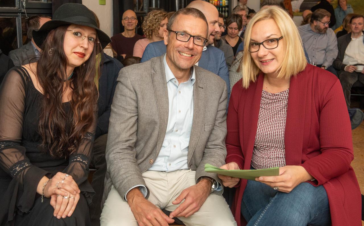 GRÜNER Oberbürgermeister in Wuppertal