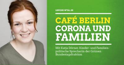 Café Berlin mit Katja Dörner