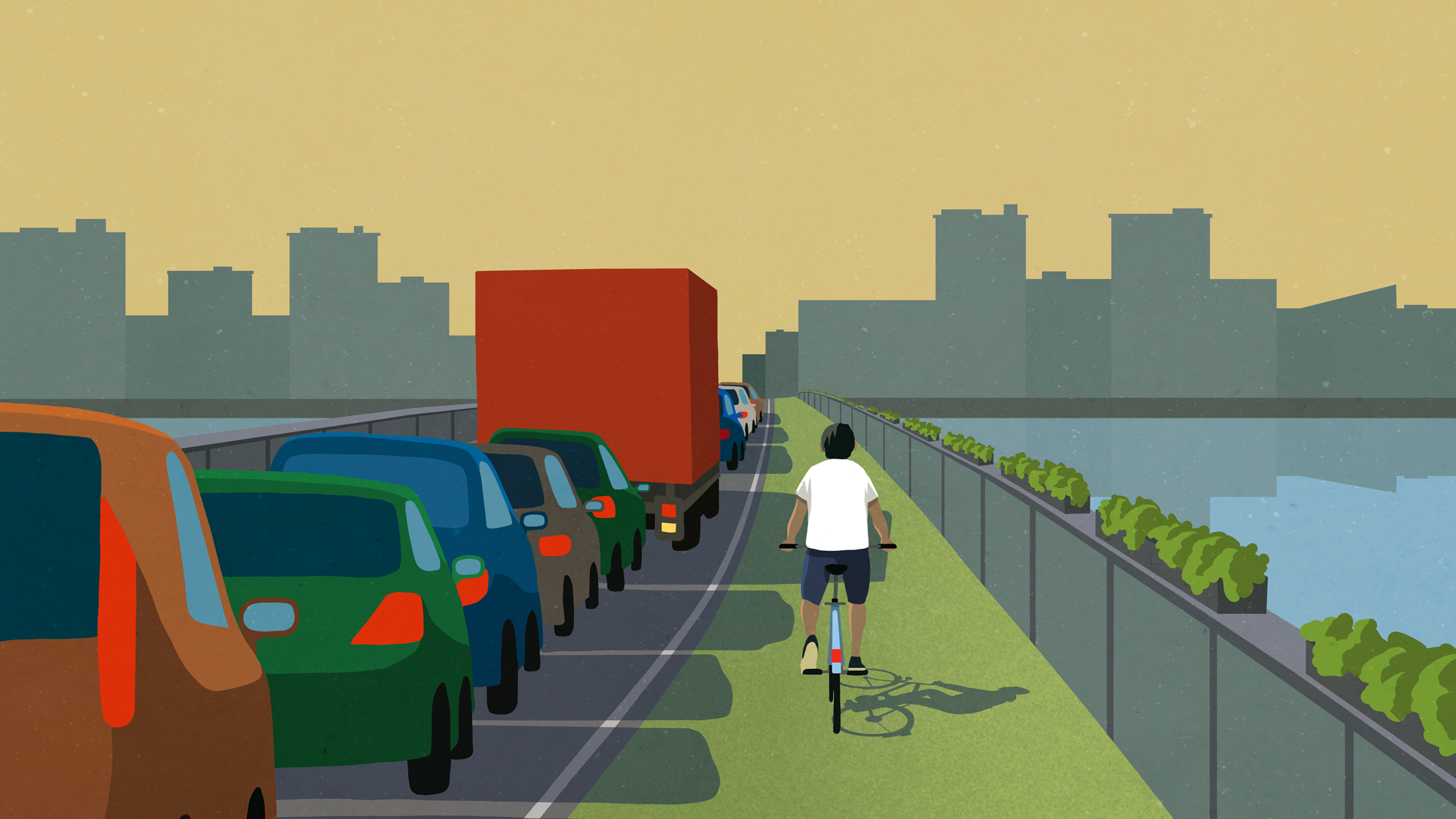 10 Punkte für die Verkehrswende in Wuppertal