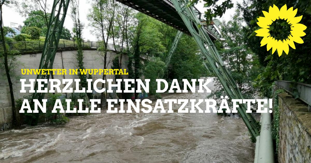 Wuppertal Hochwasser