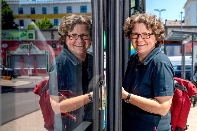 Anja Liebert fährt nach Berlin